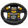 Ride On Car Replacement Interactive Steering Wheel 631R Musical Black