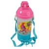 Dreamworks Trolls Poppy and her Snack Pack girl's lunch water bottle with strap