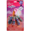 Disney Vampirina Four Piece Sparkly Lip Gloss Key Chain Cosmetic Set