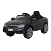 Licensed BMW 4 Series 12V Kids Battery Powered Ride On Car - Grey