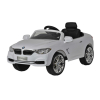 BMW 4 Series 12V Kids Ride On Toy Car Battery Powered Wheels in White