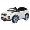 Cosmic Rover SX-118 12V Kids Battery Powered Ride On Car in White