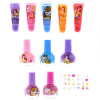 Disney Princess Beauty and the Beast Nail Polish and Lip Gloss Gift Set 11PC