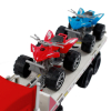 Toy Auto Transport Truck for Kids and Boys with Toy ATVs toy trucks boys toys semi trucks auto transport auto carrier