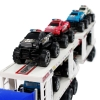 Rear Auto Hauler and Police Cars are Detachable