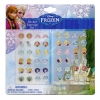 disney frozen 24 pairs sticker earrings dress up with elsa and anna disney princess elsa anna olaf frozen toys girls hans sven
