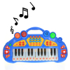 Pretend Play Electronic Keyboard Organ Musical Instrument Kids Toy - Blue