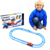 KidPlay Competition Racing Set Battery Operated 128 Inch Track Kids Vehicles