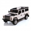 Licensed Range Rover Defender 12V Kids Battery Powered Ride On Car White