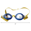 Jake and the Never Land Pirates Disney Kids and Children Swim Splash Goggles