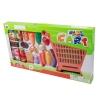Melissa and Doug shopping cart includes groceries, fruits and vegetables