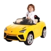 Lamborghini Urus 12V Licensed Ride On Car - Yellow