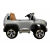 Mercedes G SUV Kids Ride On Car - Silver Side Angle