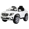 Mercedes Benz GLA 12V Battery Powered Licensed Kids Ride On Car - White