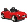 12V Mercedes Benz SLR Officially Licsensed Ride On - Red