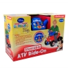 Disney Mickey Mouse ATV Ride on Toy Up Close in Box
