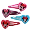 Disney Minnie Mouse Heart Shaped Clips