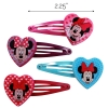Disney Minnie Mouse Hair Clips