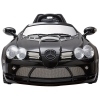 12V Mercedes Benz SLR Officially Licsensed Ride On Front Back View