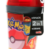 Pokemon Charizard Multi-Purpose Snack and Drink ZakSnak Tumbler BPA Free