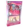 Disney Princess Girls Cosmetics Dress-up Accessories Set 6 Piece in Box