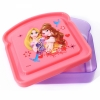 Disney Princess Lunch Storage Bread Shaped Sandwich Container