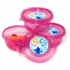 Disney Princesses Mini Snack Container Leftovers 3 Pack