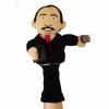 professional business man hand puppet figure for self expression Kids puppet toys children's Melissa and doug imaginative