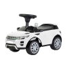 Licensed Range Rover Push Kids Ride On Car in White