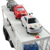 RC Race Car Carrier 1:24 Remote Control Semi Truck Toy Set