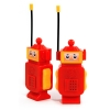 Robot Walkie Talkies Kids Radio Play Set Construction Outdoor Play