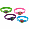 4pk Shopkins Stretchy Bracelets