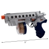 Space themed intergalactic police enforcer boys and girls toy gun