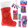 Disney Vampirina Kids Holiday Stocking Bundle Girls Pre-filled Toys and Gifts