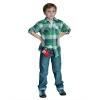 Red Walkie Talkies Kids Radio Play Set on Belt