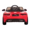 Licensed Jaguar F-Type 12V Kids Battery Powered Ride On Car Rear View Red