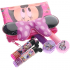 Minnie Mouse Lip Balm Nail Polish and Collectible Bag Set