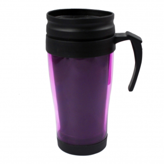 Universal - Take Anywhere Tru Forge Travel Mug 16oz - Purple