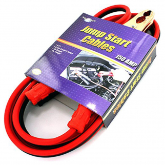 Universal Tool Emergency Color Coded Jump Start Car Battery Cables