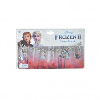 Disney Frozen 2 Charm Bracelet with Elsa Anna and Olaf