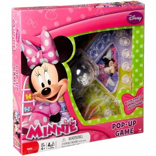 Disney Minnie Mouse Pop Up Board Game