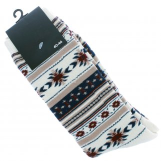 ASR Outdoor Adventure Wilderness Socks One Size Fits Most Southwest Style Beige