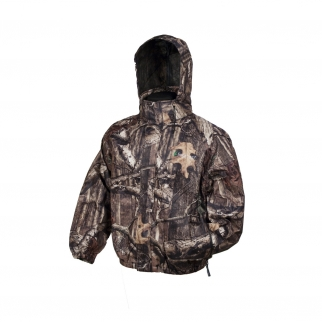 Pro Action Camo Rain Jacket Realtree Xtra Small