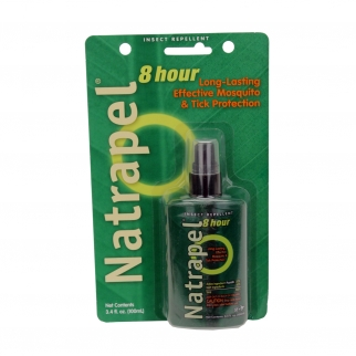 Natrapel 8 Hour Spray 3.4 oz Pump