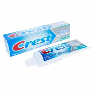 Crest Baking Soda and Peroxide Whitening Toothpaste Mint