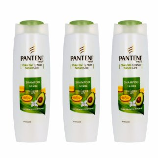 Pantene Pro-V Fullness and Life Womens Shampoo 12oz 3pk