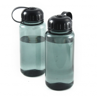 26oz Loop Top Wide Mouth Hard PlasticWater bottle