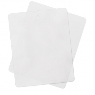 Cutting Board for Crafting Clear Flexible Mat - 4 Pack
