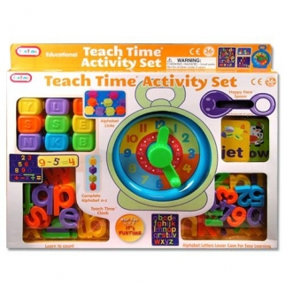 Teach Time Activity Set