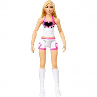 "WWE 6"" Natalya Superstar Women Action Figure Collectible Toy"